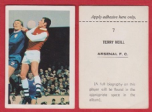 Arsenal Terry Neill Northern Ireland